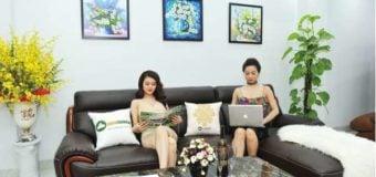 Top những mẫu ghế sofa phòng khách gia đình đẹp và sang trọng 2017