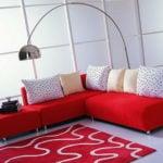 Mẫu sofa vải phòng khách cực sang, cực kỳ tiện nghi