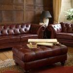 Cực kỳ sang trọng với những mẫu ghế sofa da bò thật nhập khẩu