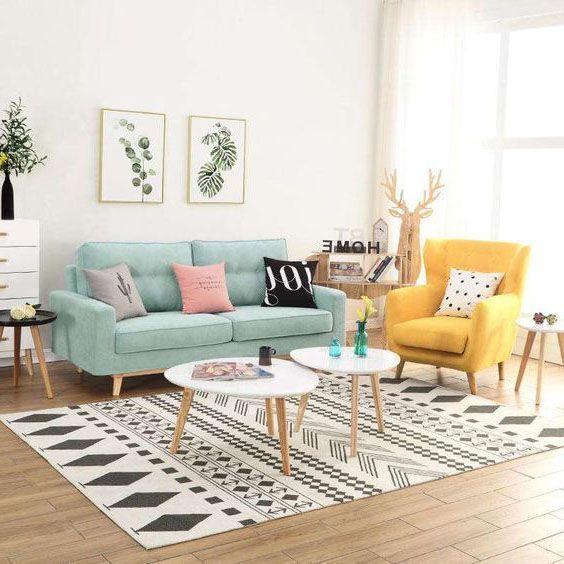 nên dùng sofa vải nỉ hay sofa da