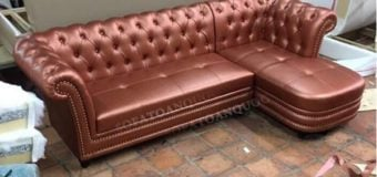 Đẳng cấp sang trọng tới từ những mẫu sofa tân cổ điển