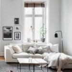 Sofa da cho phòng khách chung cư nhỏ nên lựa chọn như thế nào?