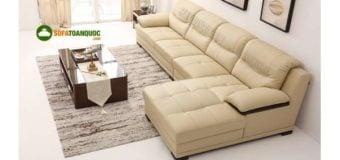 Showroom bán ghế sofa da cao cấp uy tín tại Hà Nội