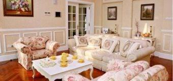 Lựa chọn bộ ghế sofa nỉ cao cấp cho phòng khách