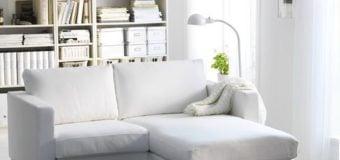 Mách bạn mẹo nhỏ khi lựa chọn mẫu sofa cho phòng khách nhỏ hẹp