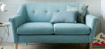 Một số ý tưởng lựa chọn sofa phòng khách nhỏ hẹp