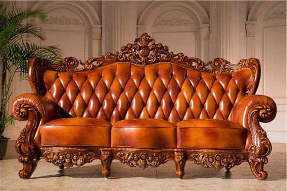 ghế sofa hoàng gia tân cổ điển