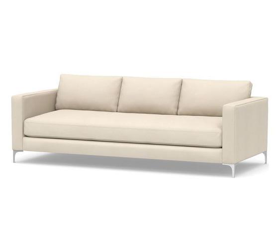 ghế sofa văng bọc vải bố