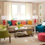 Kinh nghiệm mua gối trang trí sofa cải tạo không gian phòng khách