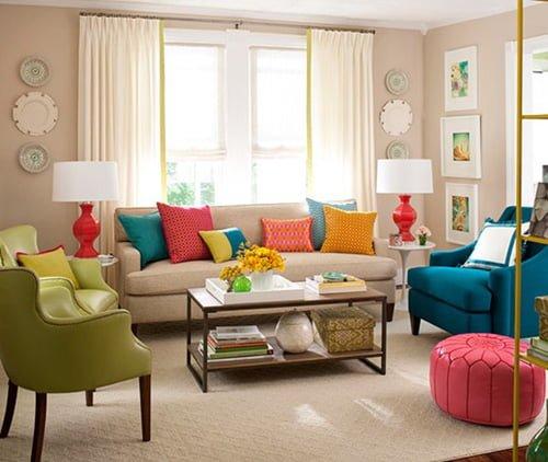 kinh nghiệm chọn mua gối trang trí sofa