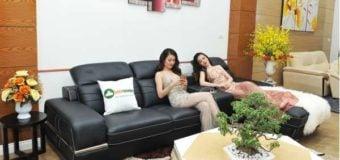 Top 10 mẫu sofa da chữ L đẹp, bán chạy nhất 2017