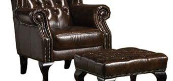 9 mẫu sofa da đơn phong cách châu Âu cực kỳ hiện đại