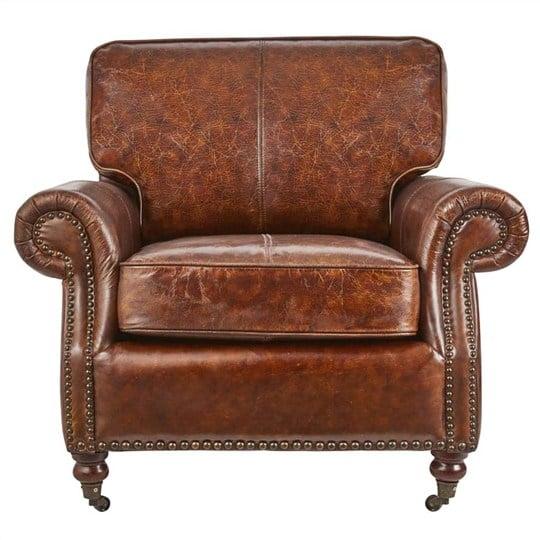 sofa da đơn phòng khách đẹp