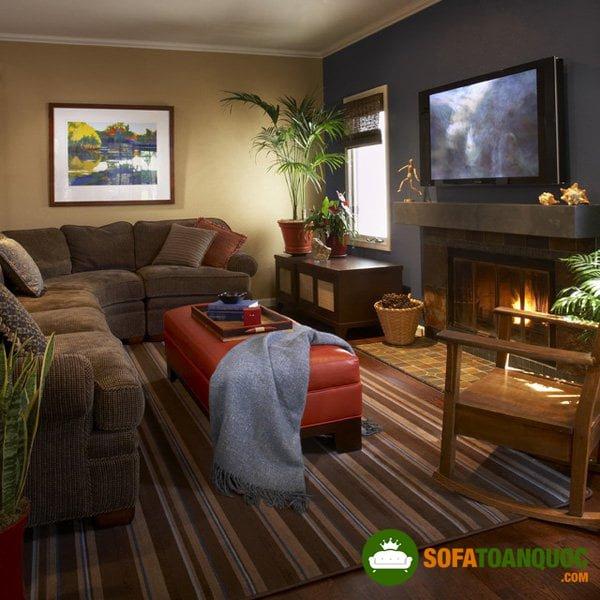 chọn sofa góc nhỏ đẹp cho chung cư