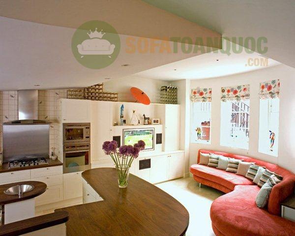 Với những mẫu ghế sofa phòng khách đóng theo yêu cầu sẽ đáp ứng được tiêu chí của khách hàng nhất là về không gian phòng khách