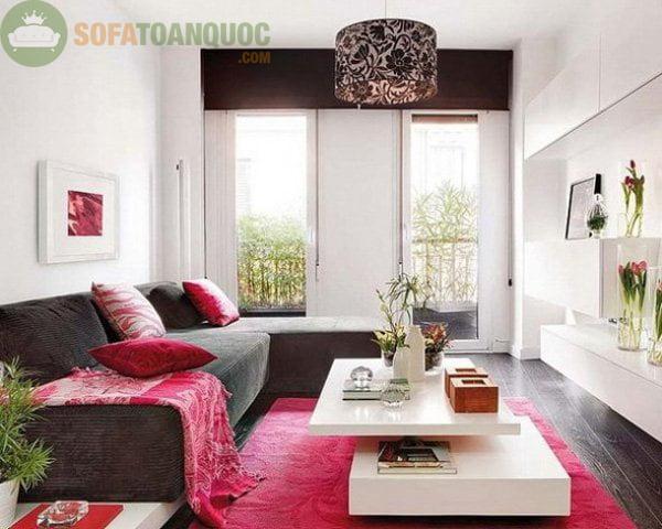 Mua sofa góc kích thước nhỏ tại Sofa Toàn Quốc để nhận được nhiều ưu đãi