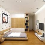Gợi ý trang trí nội thất căn hộ nhà ống phong cách hiện đại