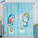 7 mẫu rèm cửa Doraemon cực kỳ dễ thương cho phòng ngủ bé gái