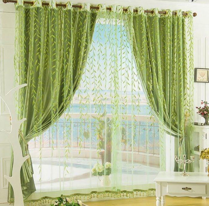 Liên hệ đơn vị mua bán rèm cửa online để chọn được mẫu rèm cửa ưng ý mà không tốn quá nhiều thời gian
