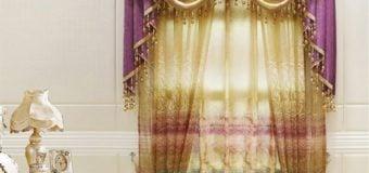 Mẫu rèm cửa trẻ em cực đáng yêu, dễ thương cho phòng ngủ của bé