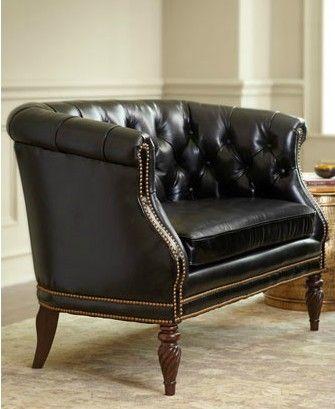 sofa da đơn cho phòng khách