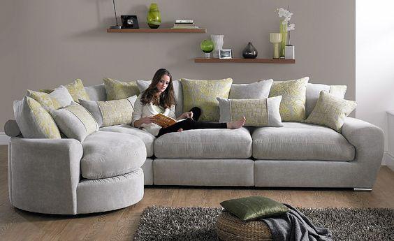 bộ ghế sofa góc đẹp, êm ái