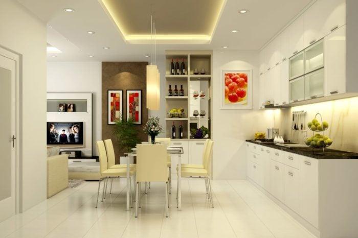 Diện tích căn phòng cần nắm vững để có cách bố trí nội thất phù hợp