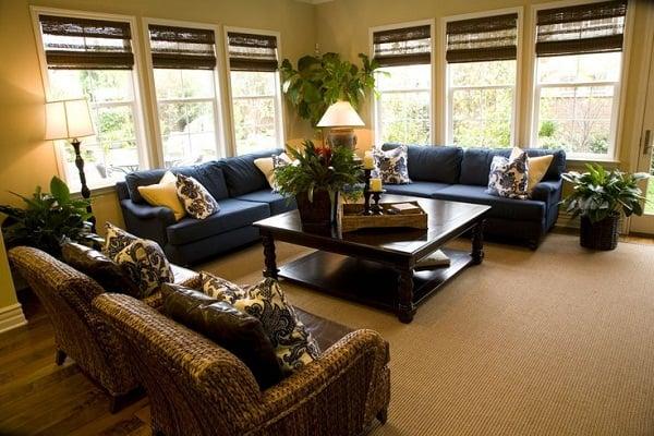 kích thước bộ bàn ghế sofa phòng khách