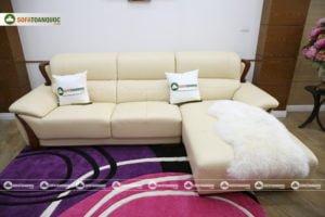 sofa da cao cấp nhập khẩu giá rẻ