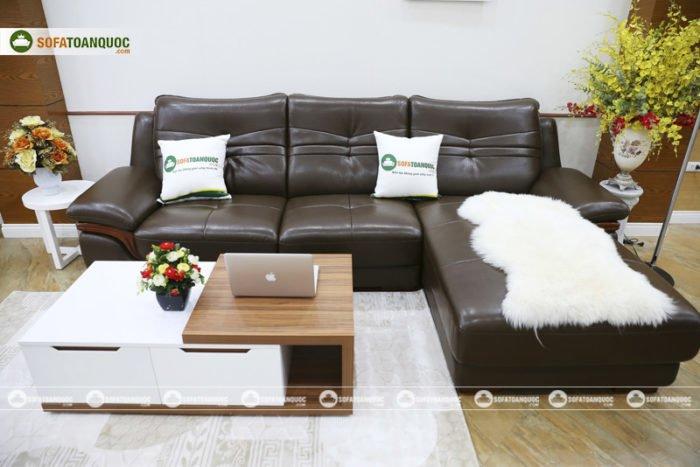 Sofa Toàn Quốc là đơn vị khá nổi tiếng trong lĩnh vực kinh doanh bàn ghế sofa da nhập khẩu