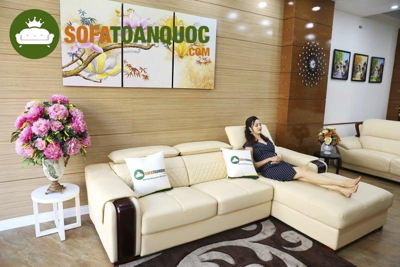 Sofa da Quảng Châu có vẻ đẹp và độ bền tốt nếu có kinh nghiệm chọn lựa