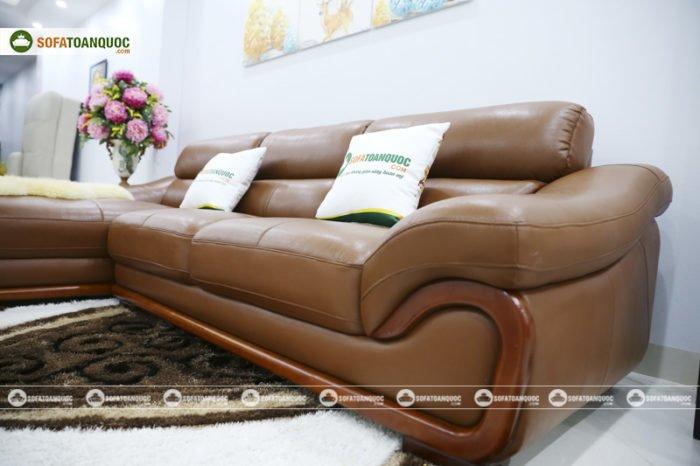 Đẳng cấp không cần bàn cãi của những mẫu sofa da nhập khẩu với chất lượng cực cao