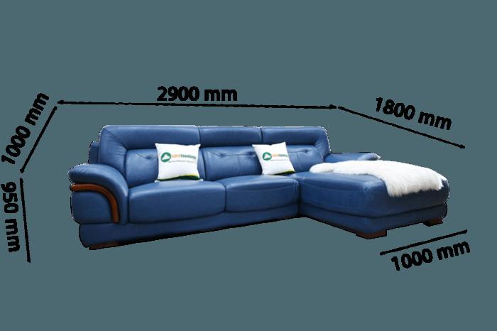 giá ghế sofa phụ thuộc yếu tố nào