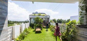 Bất ngờ ngôi nhà đẹp tại Đà Nẵng được tạp chí kiến trúc ngoại khen nức nở