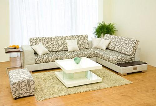 Kiểu dáng sofa đơn giản thường có giá rẻ hơn so với những mẫu sofa có kiểu dáng phức tạp