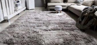 Mách bạn cách lựa chọn thảm sofa trải sàn cho phòng khách