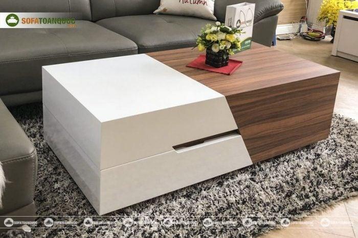 Mặt gỗ tự nhiên đòi hỏi phải hết sức cẩn thận khi làm sạch
