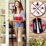 Lợi ích khi sử dụng rèm cửa chống muỗi và côn trùng trong gia đình