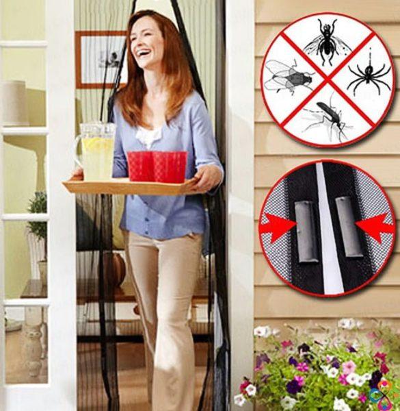 Bảo vệ các thành viên trong gia đình tránh xa muỗi và côn trùng, tránh những bệnh tật truyền nhiễm