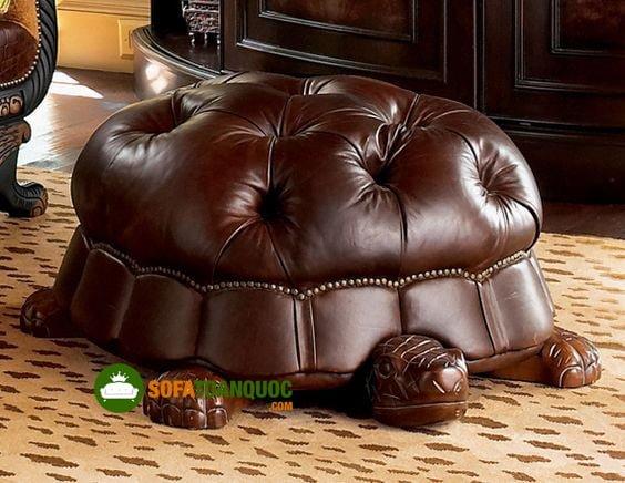 ghế sofa đơn hình con rùa đẹp