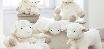 10 mẫu sofa hình thú huggies cho bé tập ngồi cực kỳ dễ thương và đáng yêu