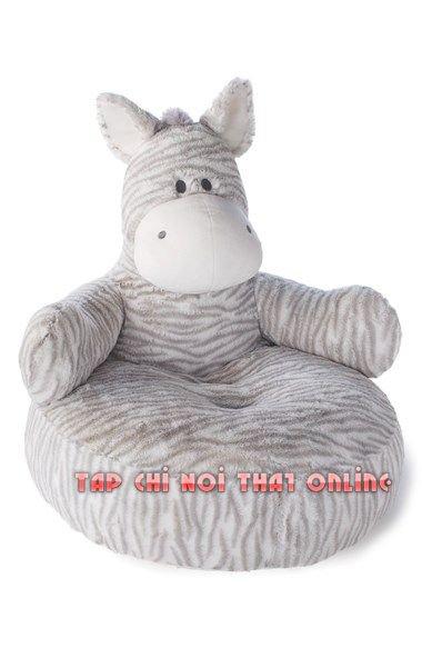 ghế sofa dành cho trẻ em hình thú