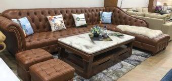 Mua sofa da xịn ở đâu tại Hà Nội đảm bảo chất lượng?