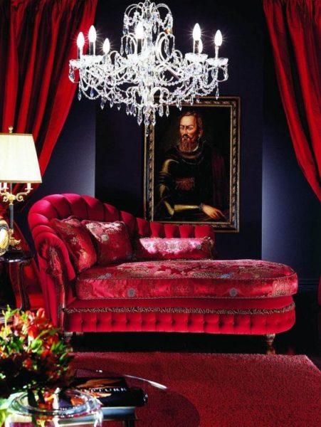 Một chút hoa văn được thêm vào giúp khung cảnh nấn ná hơn rất nhiều. Lựa chọn sofa vải nhung đem lại cảm giác thích thú khi sử dụng
