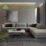 Tổng hợp mẫu sofa bọc vải bố đẹp giá rẻ mang phong cách hiện đại