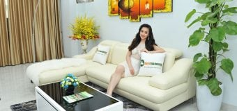 8 mẫu sofa da màu kem khiến khách hàng phát số Quý I – 2018