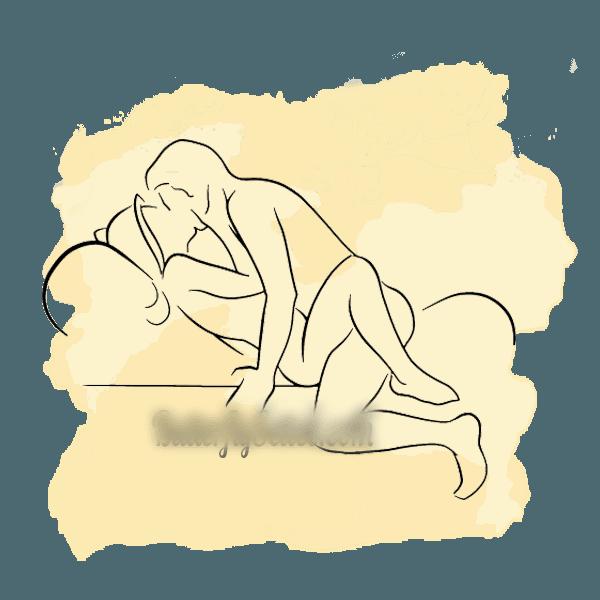 các tư thế quan hệ tuyệt vời trên ghế tình yêu