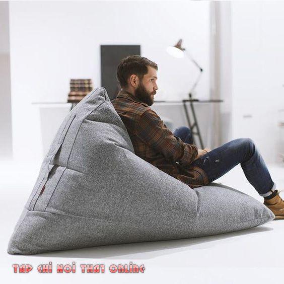 ghế sofa bệt dạng túi