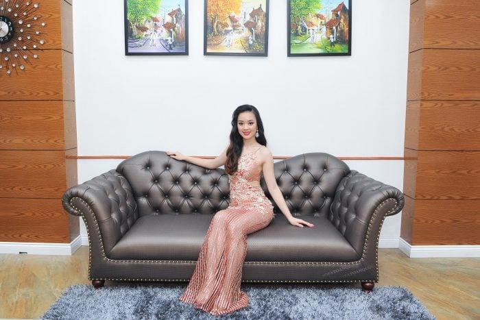 sofa giá rẻ tân cổ điển