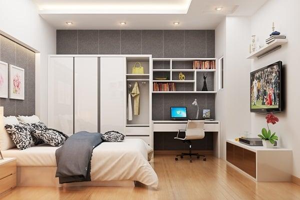 Lựa chọn đơn vị chuyên thiết kế nội thất chung cư uy tín sẽ giúp tiết kiệm khá nhiều chi phí